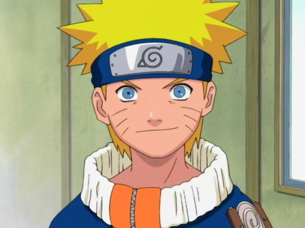Naruto foi exibido de 2002 a 2007